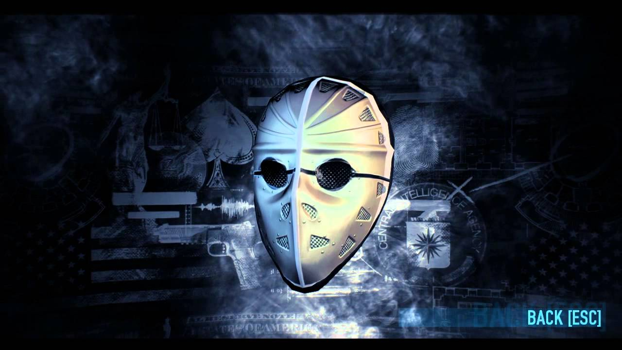 Best Payday  Mask Designs