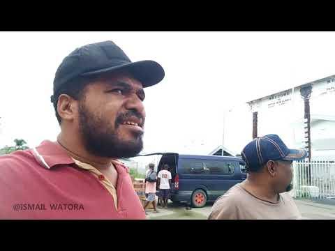 SUASANA PERBATASAN RI & PNG VLOG_02 PERBATASAN RI PNG