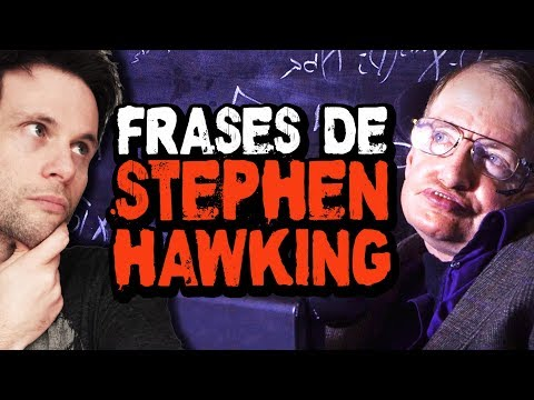 Polêmicas Frases De Stephen Hawking Youtube