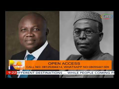 The previleges benefited through Obafemi Awolowo Discussed