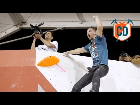 Fist Pumping Finals At The Natural Games 2016 | Climbing Daily Ep 738