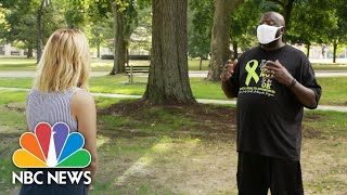 Swing State Voters React To Kamala Harris Pick | NBC News NOW