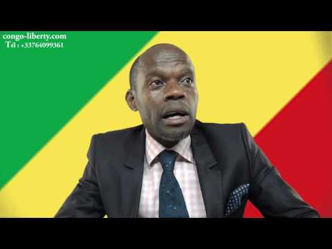 Blaise NZONZA s'exprime sur la crise post-électorale au Congo-Brazzaville
