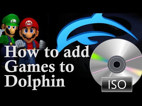 How To Add Games To Dolphin Emulator