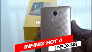 Infinix Hot 4 Unboxing & First Impressions