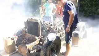 Jeep Willys CJ5 diesel Modèle 1956 1957