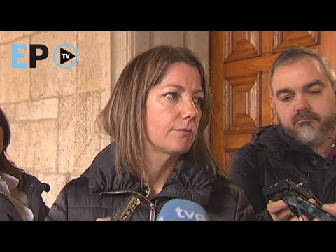 Lara Méndez defiende el juzgado de lo Social en Lugo