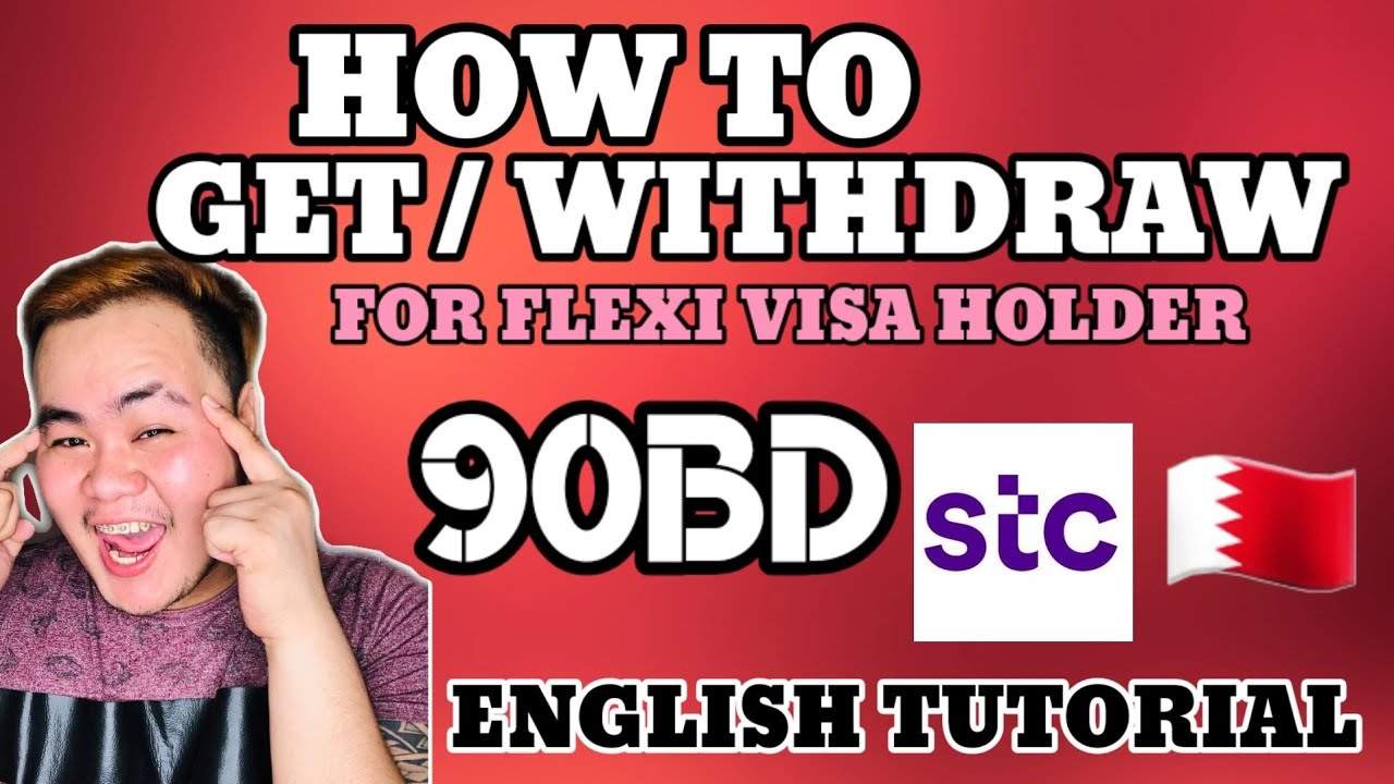 HOW TO CLAIM YOUR 90BD FINANCIAL SUPPORT FOR FLEXI HOLDER | BAHRAIH GOODVIBES