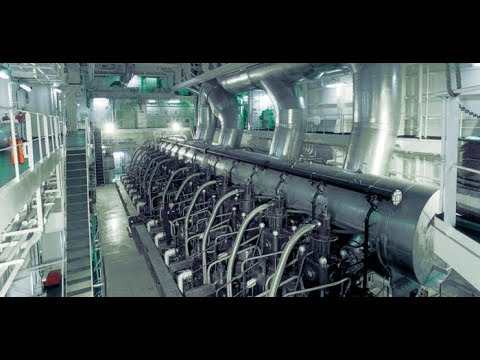 Main Fleet Engine Room Tour
