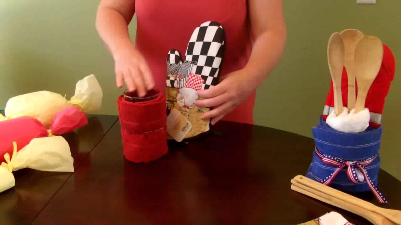 Craft Ideas Using Towels