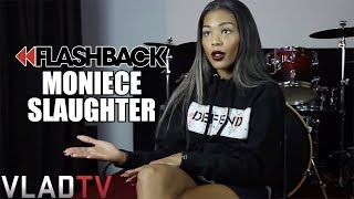 Moniece Slaughter on Her Lesbian Relationship After Lil Fizz (Flashback)