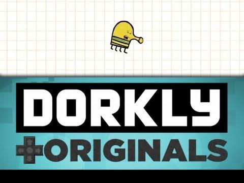 Dorkly Bits - Doodle Jump Fail