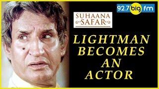 Lightman Becomes An ...