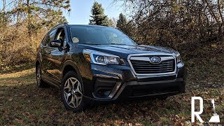2019 Subaru Forester Review: The Best Small SUV?