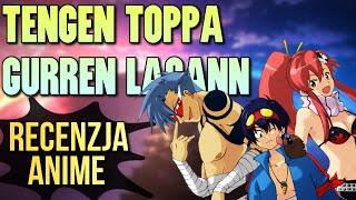 """Tengen Toppa Gurren Lagann"" | Recenzja absurdalnej serii mecha!"