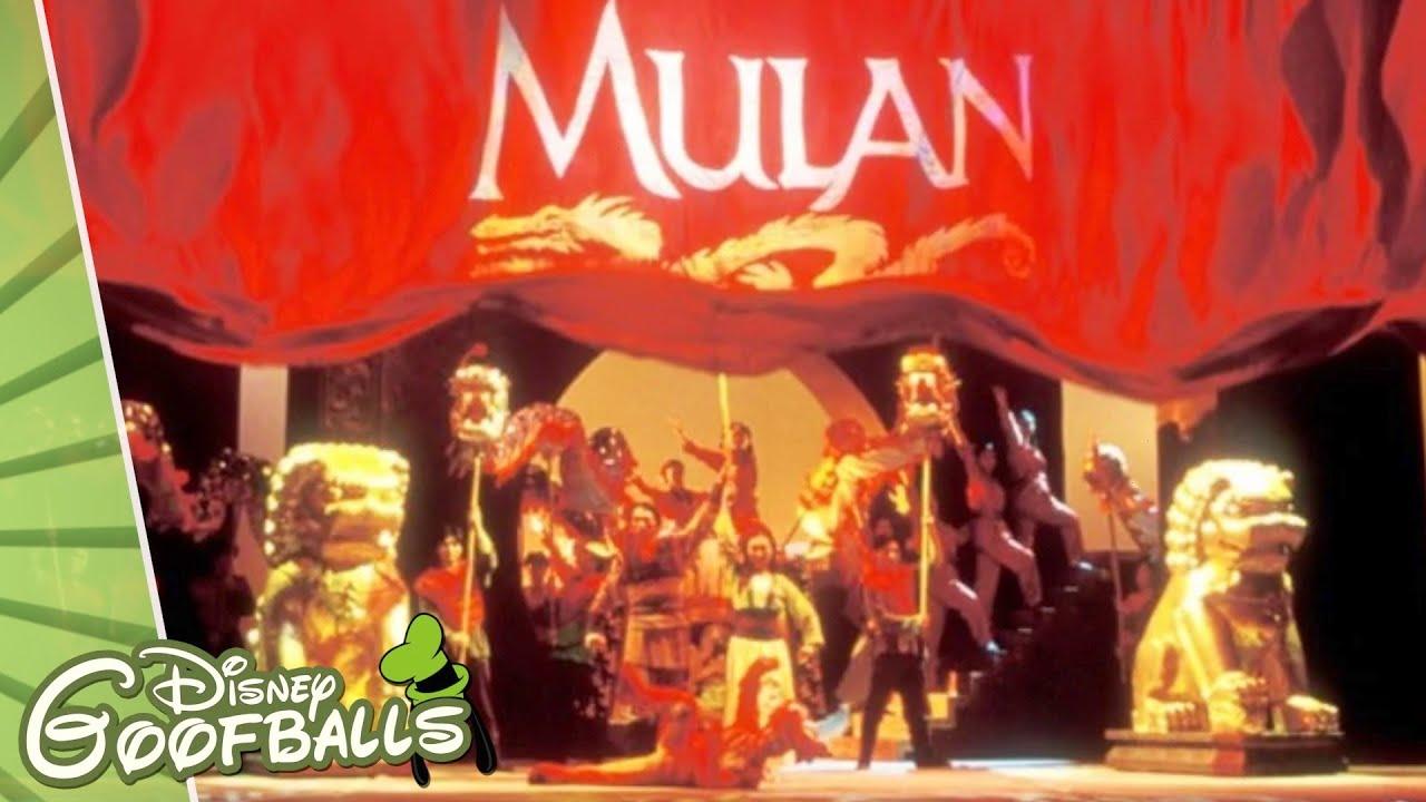 Download The Legend of Mulan - Disneyland Paris Treasures From The Past ✨