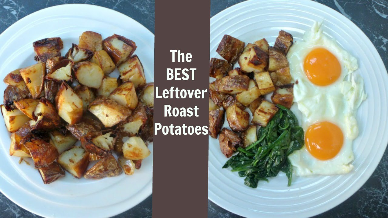 What to make with leftover cooked potatoes