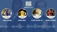Lamar Jackson, LeBron James, Keegan-Michael Key joins the show | UNDISPUTED Audio Podcast