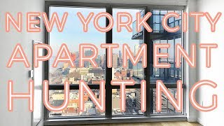 Apartment Hunting in New York City