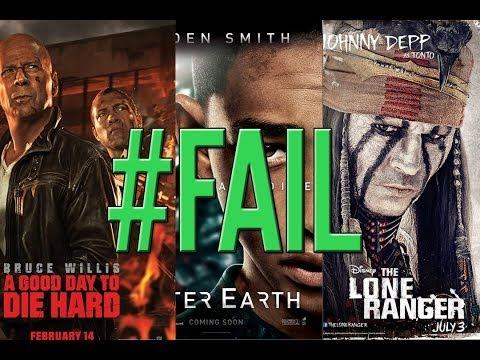 Biggest Movie Letdowns of 2013!