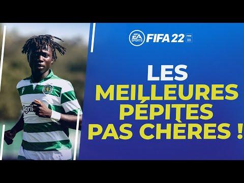 FIFA 22 : Les meilleures pépites à bas prix !