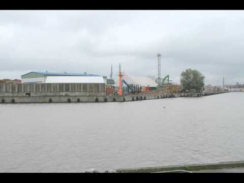 Liepaja Sea Port.wmv