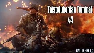 Battlefield 4 | Taistelukentän Töminät #4