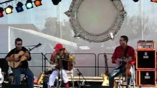 International Cajun Trio -  Black bottom strut