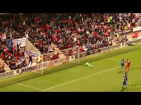 GOALS & HIGHLIGHTS: Leyton Orient 3 Stevenage 0 19.08.15