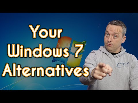 Windows 7 Alternatives