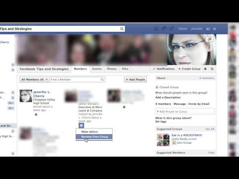 How Do I Block a Group Member on Facebook? : Taking Advantage of Facebook