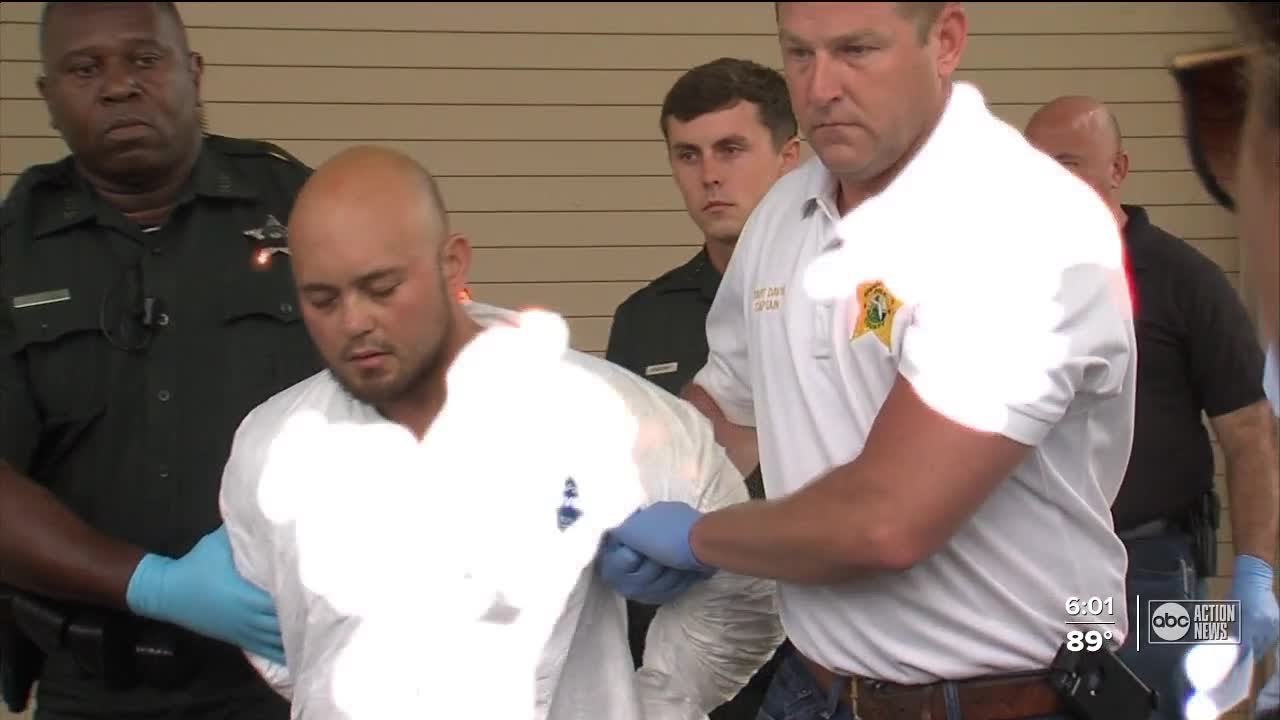 U.S. Marine veteran, accused of killing four strangers in Lakeland ...