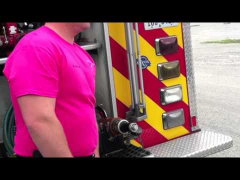 Fire prevention at Victory Life Academy