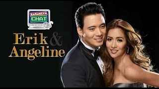Kapamilya Chat with Erik Santos and Angeline Quinto for KQ Concert