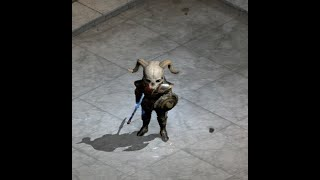 디아블로2 레저렉션 해머딘 안다리엘 듀리엘 스피드 킬 …