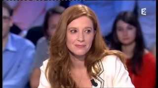 Francis et Gersende Perrin - On n'est pas couché 9 juin 2012 #ONPC