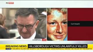 Bell Tolls 96 Times For Hillsborough Victims