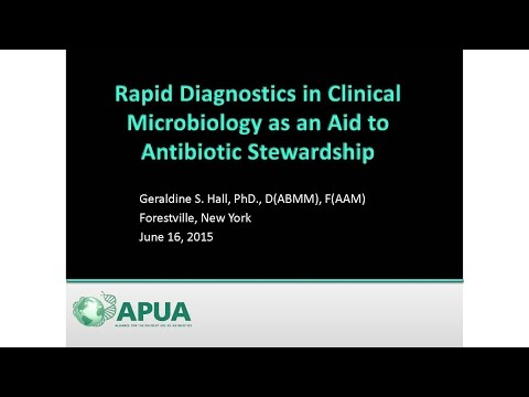 Rapid Diagnostics in Clinical Microbiology