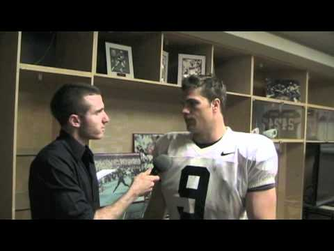 KCR SPORTS: Miles Burris Interview