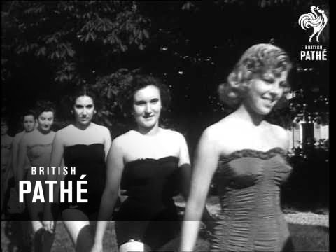 Miss France Beauty Contest (1952)