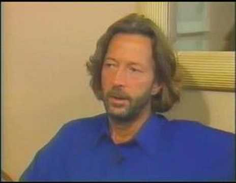 Eric Clapton talks about Jeff Beck