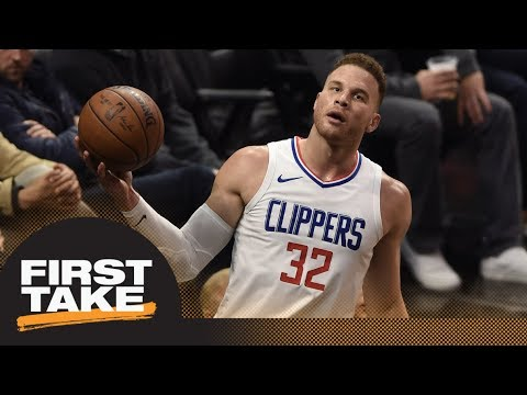 Jalen Rose on Blake Griffin trade: Pistons will be dominant | First Take | ESPN