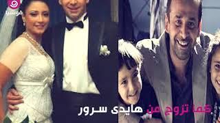 كريم عبدالعزيز في عيده الـ44.. تزوج مرتين وأصيب بـ8 جلطات!
