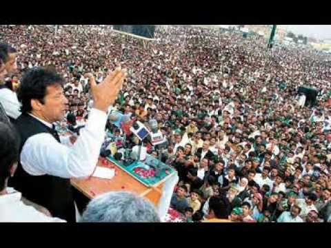 We Shall Overcome (Hum Honge Kamyab) --- Imran Khan (PTI)