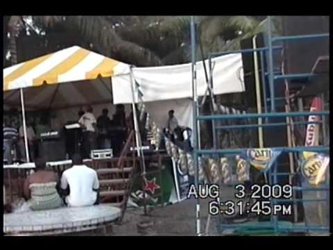 Dominica. Club DVD,@ Machoucrie August Monday 2009