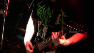 Dying Fetus *KILLING ON ADRENALINE* - June 2, 2010 - Montreal, QC