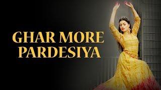 Ghar More Pardesiya - Kalank : Dance Choreography | Varun Dhawan, Alia Bhatt