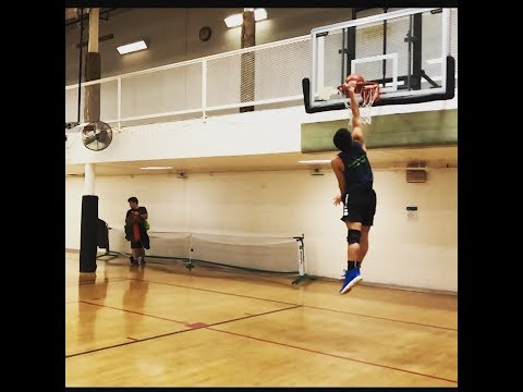 """6' 0"""" Asian's Journey To Dunking!"""