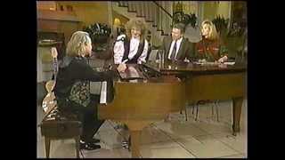 Foreigner Visit With Regis & Kathie Lee