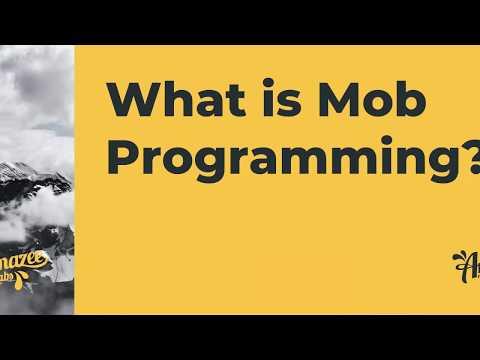 Mob Programming: An interactive session - Dan Lemon thumbnail